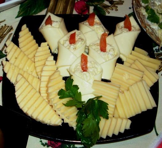 рецепт салату з сирка