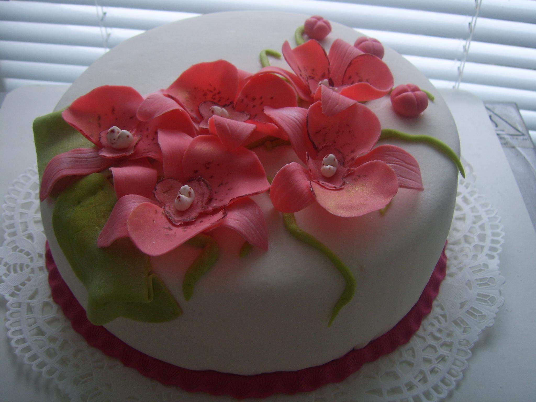 Как сделать красную мастику для торта своими руками