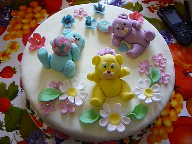 Торти рецепти з фото для дотей