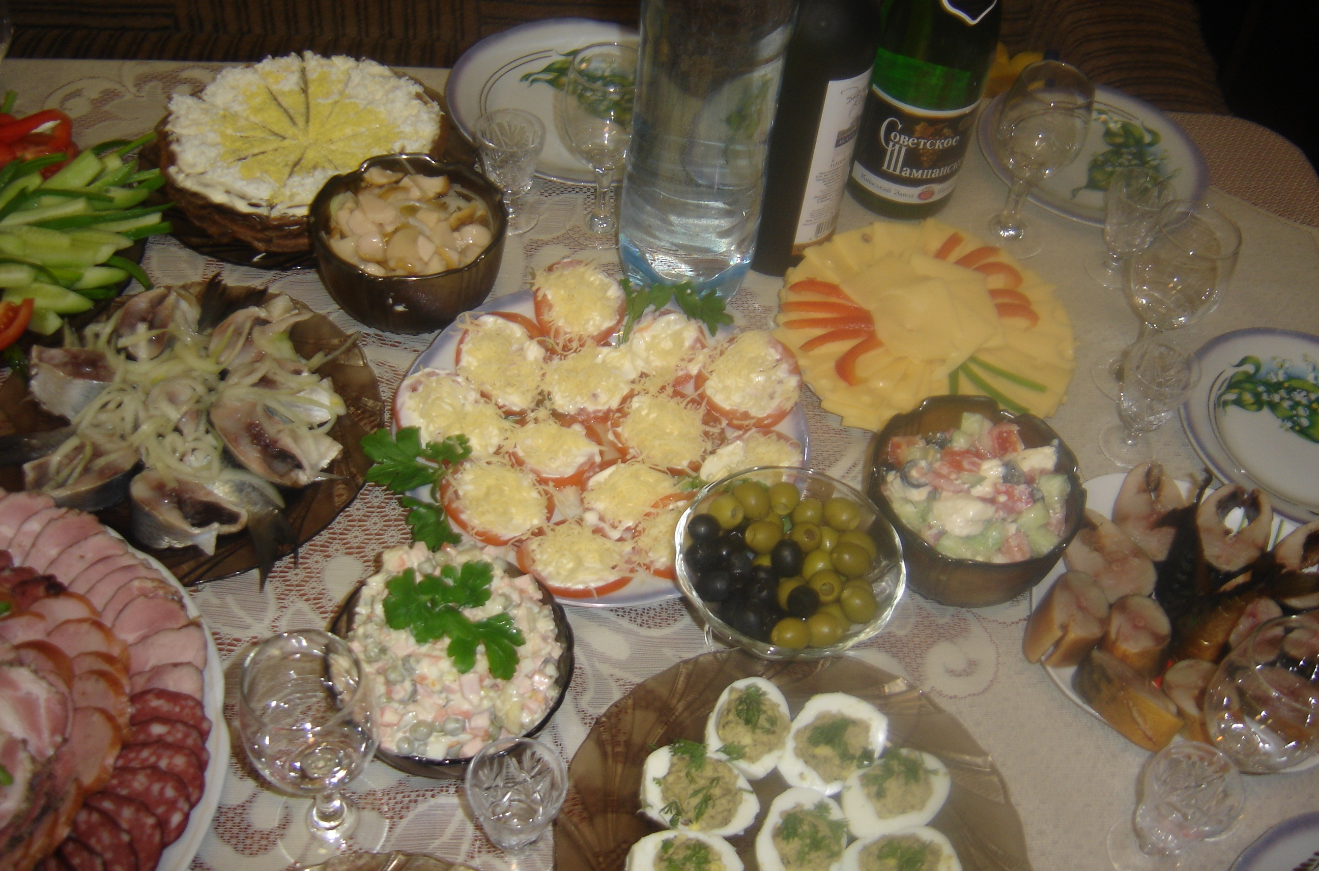 Роллы со шпротами рецепты с фото