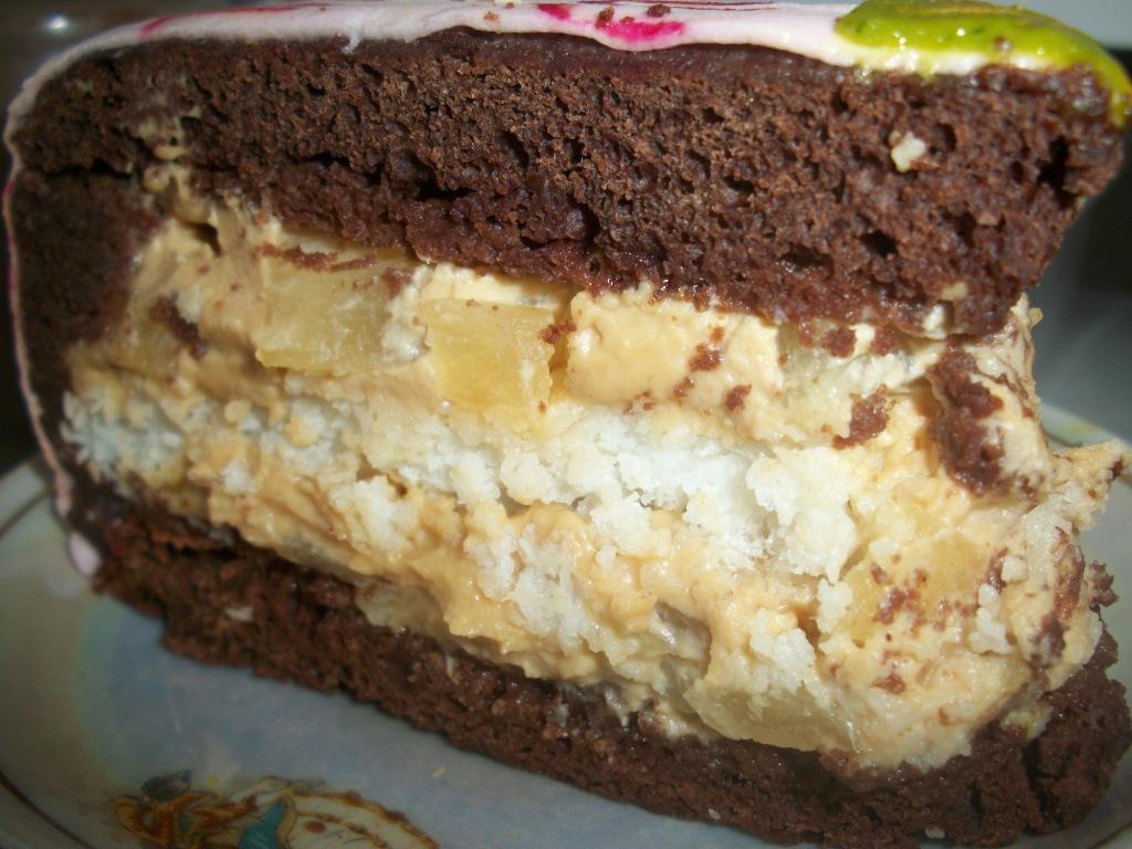 Рецепти тортiв з фото
