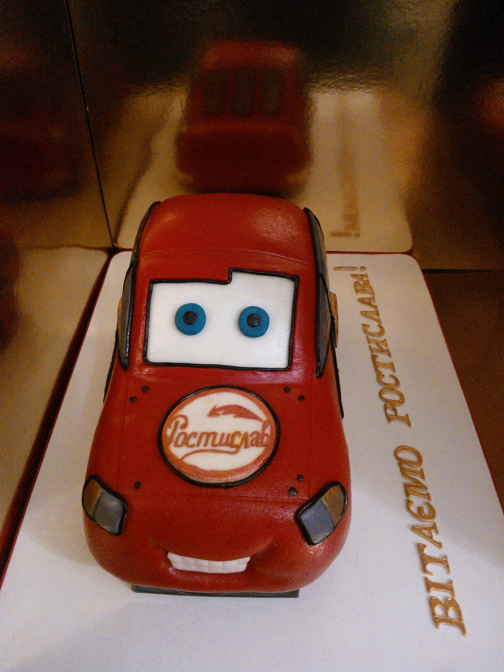 фото тортів машини