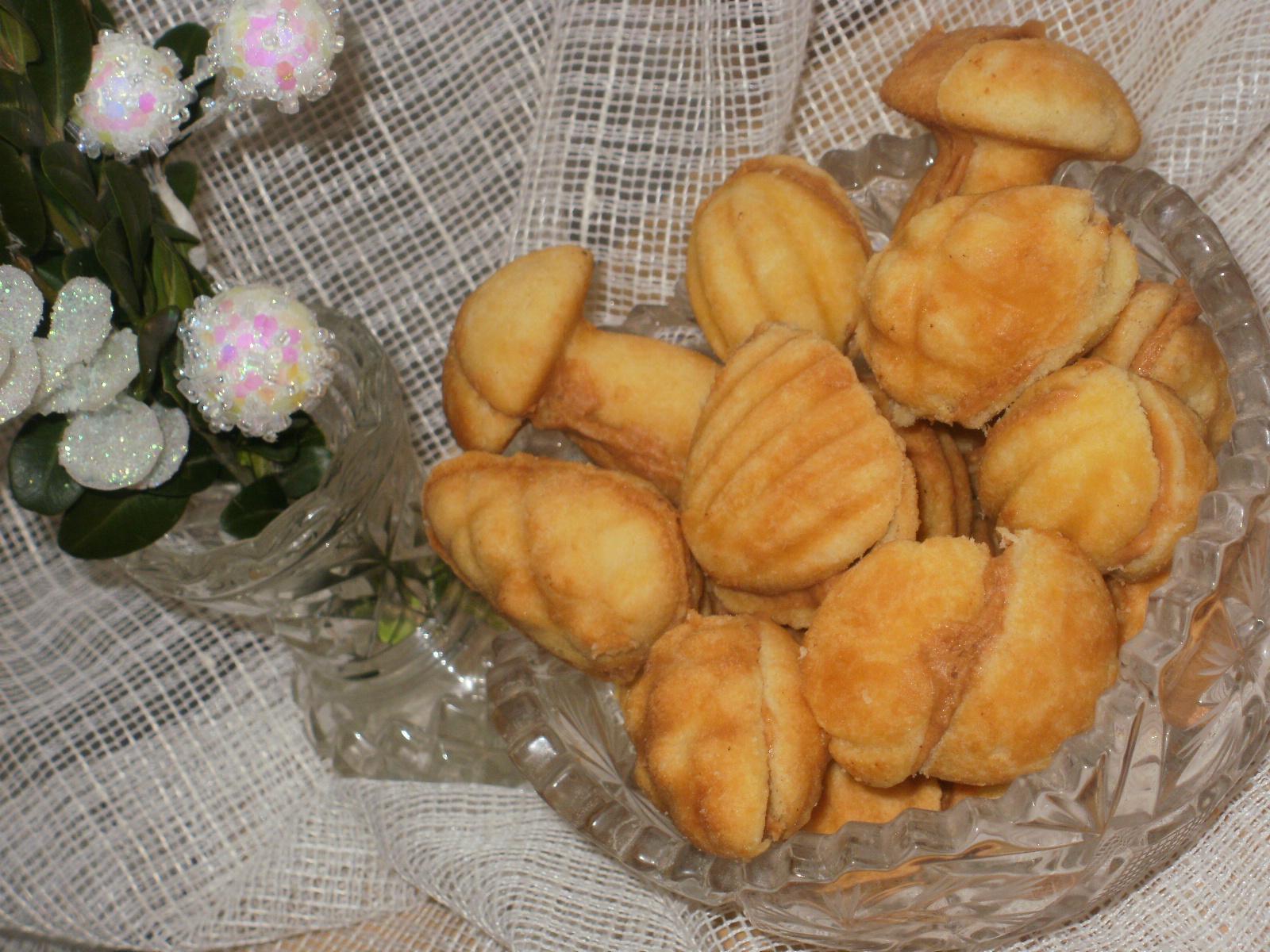 Тесто на орешки рецепт для орешницы пошагово