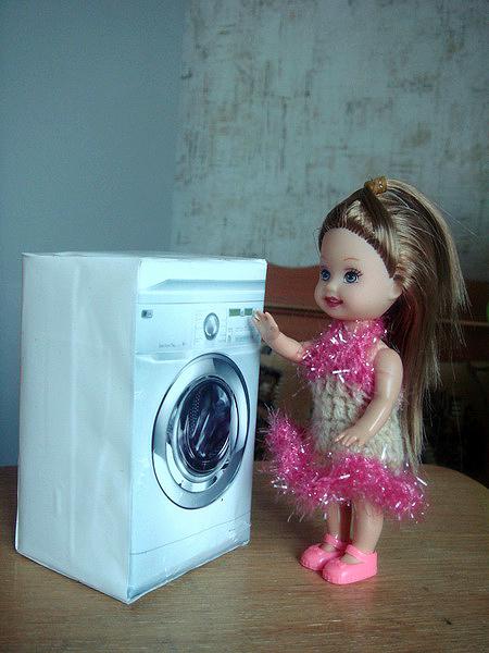 Видео как сделать телевизор для кукол фото 970
