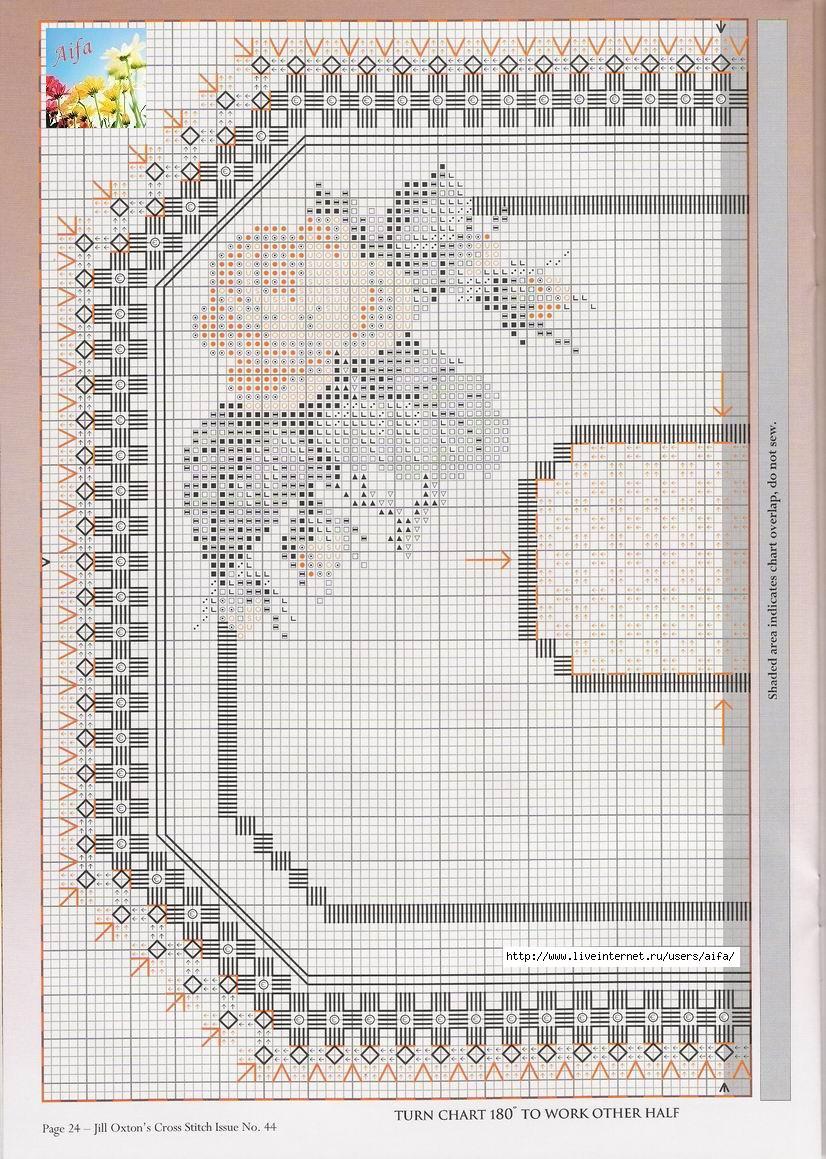 Вышивка хардангер мастер класс для начинающих схемы 73
