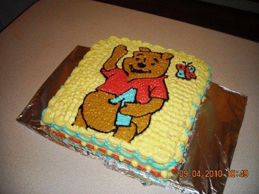 Фото тортов из крема для мальчиков своими руками