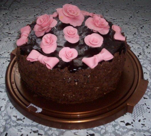 Торт день народження рецепт фото