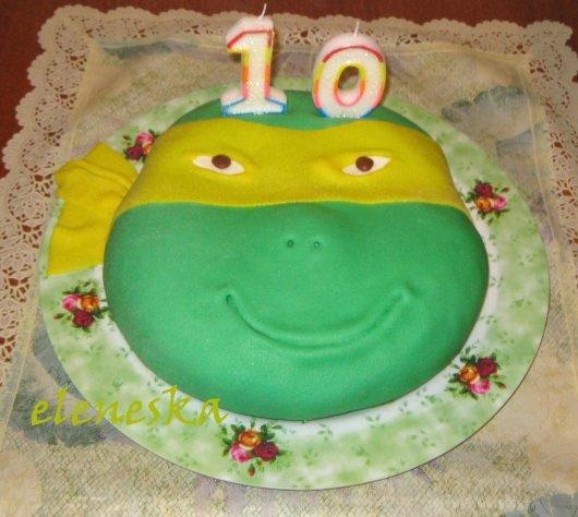 Торт черепаха фото vagon4ik