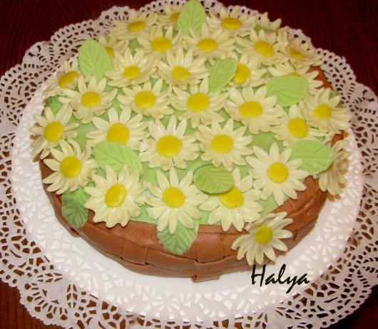 Торт легко фото