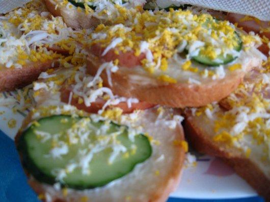 Фото салата из свежей капусты для детей