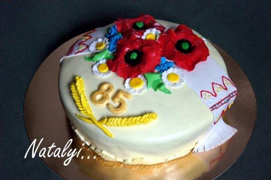 торт для бабушки фото 85 лет