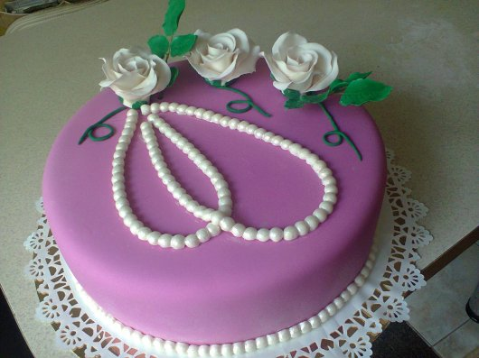 Торты на день народження фото