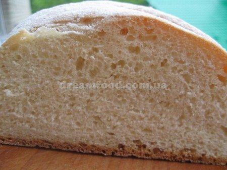 Простий пшеничний хліб