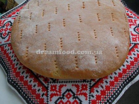 """Хліб """"Погач"""" по-берегівськи"""