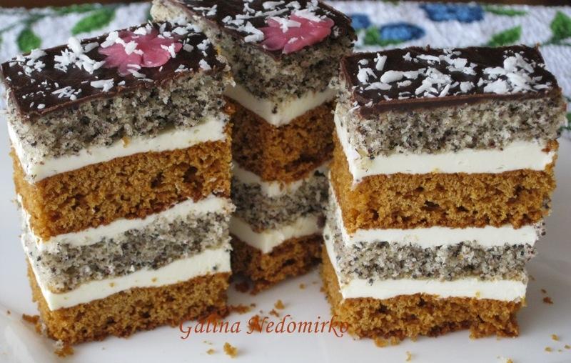 Торти з фото рецепти