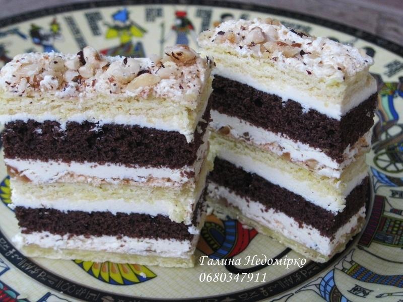 Мусс для тортаы