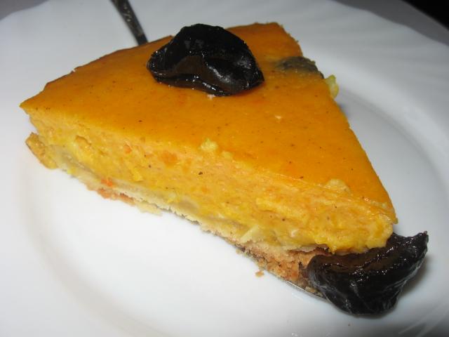 гарбузовий пиріг рецепт з фото