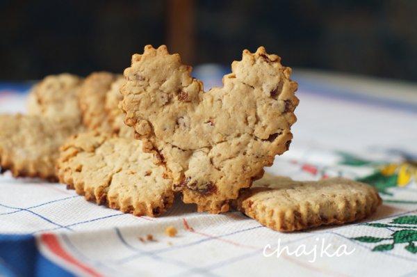Вівсяне печиво рецепт з фото