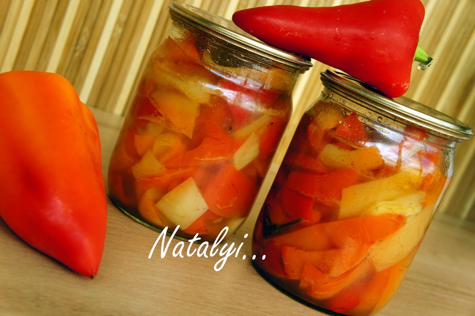 Перець болгарський з медом рецепти