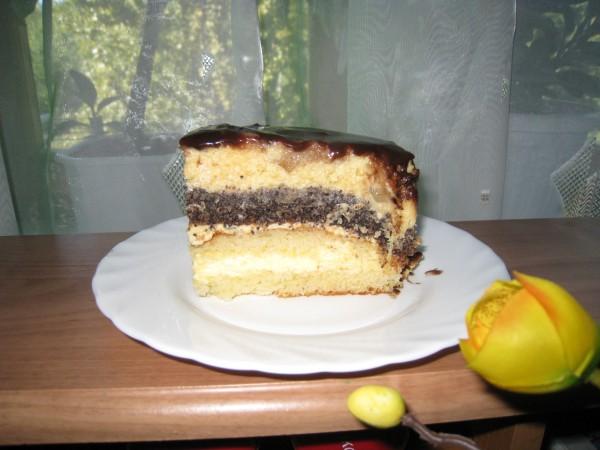 """""""Хвост Дракона"""" торт"""