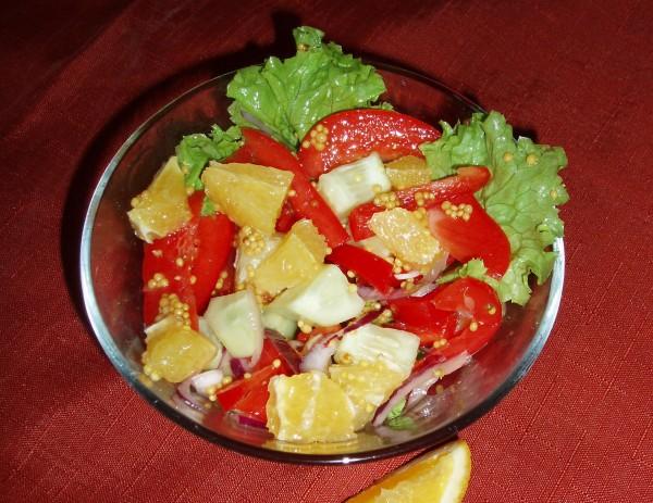 Пісні салати рецепти з фото